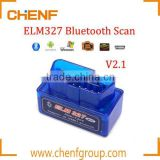 Newest Arrived High Quality Elm327 WIFI OBD2 PC Car Diagnostic Tool with Wireless For Phone / PC