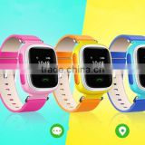 Kid Safe GPS Smart Watch Wristwatch Bluetooth Locator for iPhone IOS Android