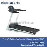 Guangzhou auto incline motor home treadmill as seen on tv