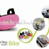 Fashional outdoor travel EVA spaker, bicycle bag with speaker function , with AAA battery