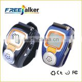 VK-8000 Wholesale High Quality Freetalker Watch Walkie Talkie Children Watch Radios