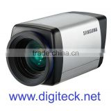 "SS401 - SAMSUNG SCZ-2370 600TVL CCTV BOX CAMERA 1/4"" SUPER HAD CCD DAY & NIGHT 37X ZOOM LENS 0.2LUX"