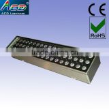 60*3w RGB full color led strobe light, outdoor led wall washer light, led stage wall lights
