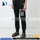 Daijun oem jogger high quality printing men hip hop trousers gym pants