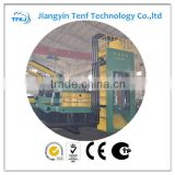 (TF) YDJ-5000 Hydraulic scrap metal baler shear cutting machine HOT SALE CE