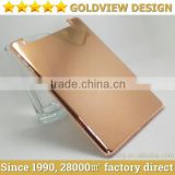 2016 24kt gold plated housing for ipad mini4 luxury for ipad mini4 housing