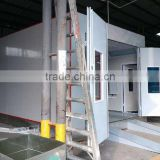 JF economic spray booth wholesaler good choice car painting baking by heating lamp environmental save energy