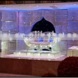 Hot sale indian wedding mandap decoration for wedding decoration , indian wedding stages decorations for wedding decoration