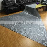 HDPE Sail Material and Shade Sails & PE Tarpaulin Type Outdoor Garden Sun Shade Cover