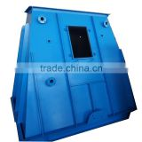 ISO9001 high precision sheet metal electrical cabinet enclosure design with painting service