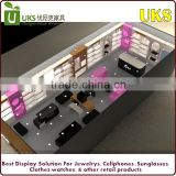 Made in China ladies retail clothing store furniture/ wooden clothes store furniture design
