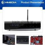 Himedia Q10 pro hi3798CV200 Smart TV Box Manufcture Quad Core Android 5.1 TV Box with 2GB 16GB kodi box skype pre-installed