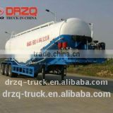 Bulk Powder Cement Tanker And Cement Mixer Tank Semi Trailer For Sale ( Volume Optional )