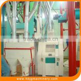 Small scale flour mill machinery/All grain flour mill/maize flour processing manufacturer