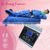 BS-29B CE approval 3 in 1 electro muscle stimulation / Infrared heating / Pressotherapy Lymphatic Drainage slimming suit