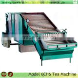 Low Cost CH-6 Green Tea Grind Processing Black tea leaf machine