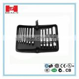 Industrial Steel Hole Hollow Punch Tool Set For Metal Sheet