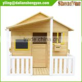 NEW Kid craft Modern Outdoor Wooden Playhouse