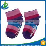Trade assurance made in China Anti-slip tube baby shoe socks