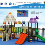 (HD-602 ) Colorful funny EN1176 certificate backyard and park good quality kids doctor children's playground