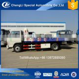 New design rotator recovery 3 ton tilt tray tow truck wrecker for sale