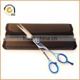"Professional Hairdressing Scissors Hair Cutting Shears Barber Salon Styling Scissors 6.5"" Japanese Steel with Cas"