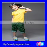 solid color cotton kids polo shirt wholesale custom promotion polo shirt for children