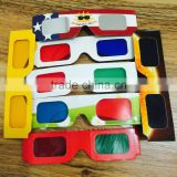 3D Paper Glasses For Viewing Solar Eclipses Eye Protect M7031602