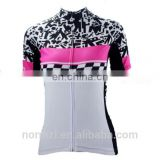 New Normzl Bike Shirts Girls Wear Jersey Women's Cycling Clothing Short Sleeve Cycling Jersey Outdoor Top