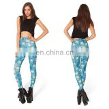 China manufacturer customized sportswear top quality yoga fitness leggings