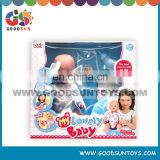 "Hot lovely 17"" mini baby pee doll playset doll toy for sale"