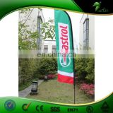 Strong Pole And Standards Customized Printing Hanging Style Advertising Giant Pole Event Flag