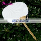 Wedding Favors Color Paddle Hand Fan