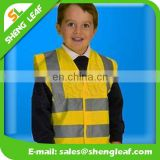 2016 cheap price of kids reflective safety straps vest