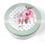 wedding gift tin box,tin packaging for wedding present