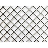 Antique brass plated decorative wire mesh