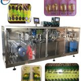 mono dose olive oil packing machine,olive oil packing machine,plastic vial syrup packing machine