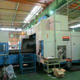 Mazak VORTEX1400/160-II 5 linkage Machining Center