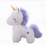 Gift Purpose Pelucia Peluches Unicornio Unicorn From China Manufacture