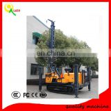 Hot selling water well drilling machine price/water well rig drilling machine portable with lowest price