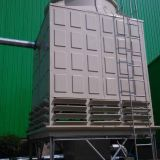 Dry Cooling Tower Cooling Tower Water Filtration System Cross Flow Cooling Tower Fill