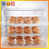 bread store plastic snack display rack