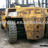 I'm very interested in the message 'used TCM 25T forklift FD250' on the China Supplier