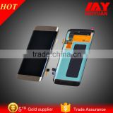 Guangzhou wholesale supplier for samsung galaxy s6 edge lcd digitizer+ touch screen assembly