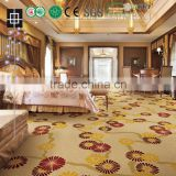 China Luxury Printed Hotel Lobby Nylon Carpet Commerical Nylon Printed Carpet