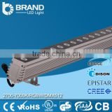 Bridelux led chips AC85-265V 36w led wallwasher 5000K led wall washer CE RoHS