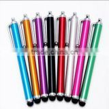 Whole metal branded new design stylus pen ,moblie phone touch pen