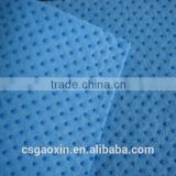 spot plastic non-slip nonwoven fabric mat anti-skide felt for insoles or carpet underlay