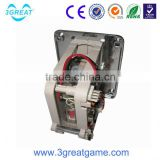 Cheapest high capacity mechanical coin acceptor with timer board