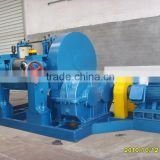 Fine Quality Open Mixing Mill For Rubber / Rubber Open Mixing Mill Machinery / Reclaimed Rubber Making Plant